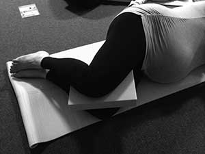 pregnancy yoga in frome