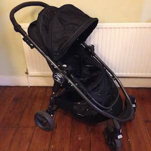 pushchair guide