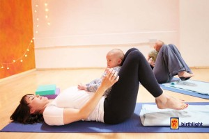 the benefits of postnatal yoga