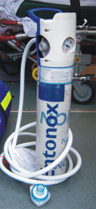 labour pain relief gas & air entonox